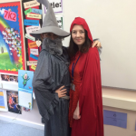 World Book Day at Castleford Academy 2016