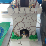 Photos from a Year 7 project by Leeds Beckett RE trainee Benjamin Denville